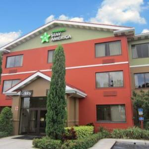 Extended Stay America - Fort Lauderdale - Cypress Creek - NW 6th Way Fort Lauderdale