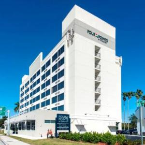 Four Points by Sheraton Fort Lauderdale Airport/Cruise Port Fort Lauderdale