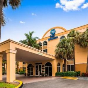 Best Western Ft Lauderdale I-95 Inn Fort Lauderdale